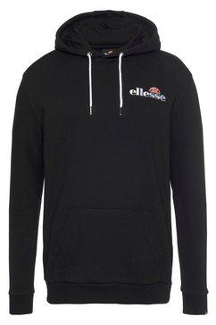 ellesse hoodie primero oh hoody zwart