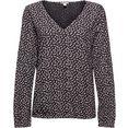 edc by esprit blouse zonder sluiting zwart