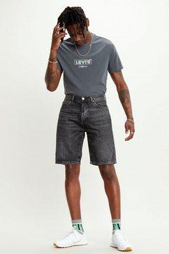 levi's jeansshort zwart