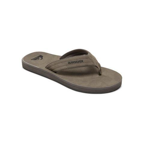 NU 20% KORTING: Quiksilver sandalen Carver Nubuck