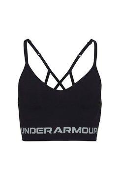 under armour sport-bh seamless low zwart