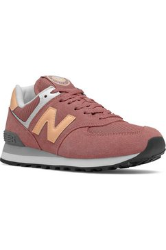 """new balance sneakers wl574 """"higher leaning pack"""" rood"""
