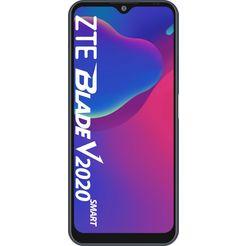 zte smartphone blade v2020 smart, 128 gb grijs