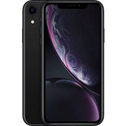 apple iphone xr 64gb smartphone (15,49 cm - 6,1 inch, 64 gb, 12 mp camera) zwart