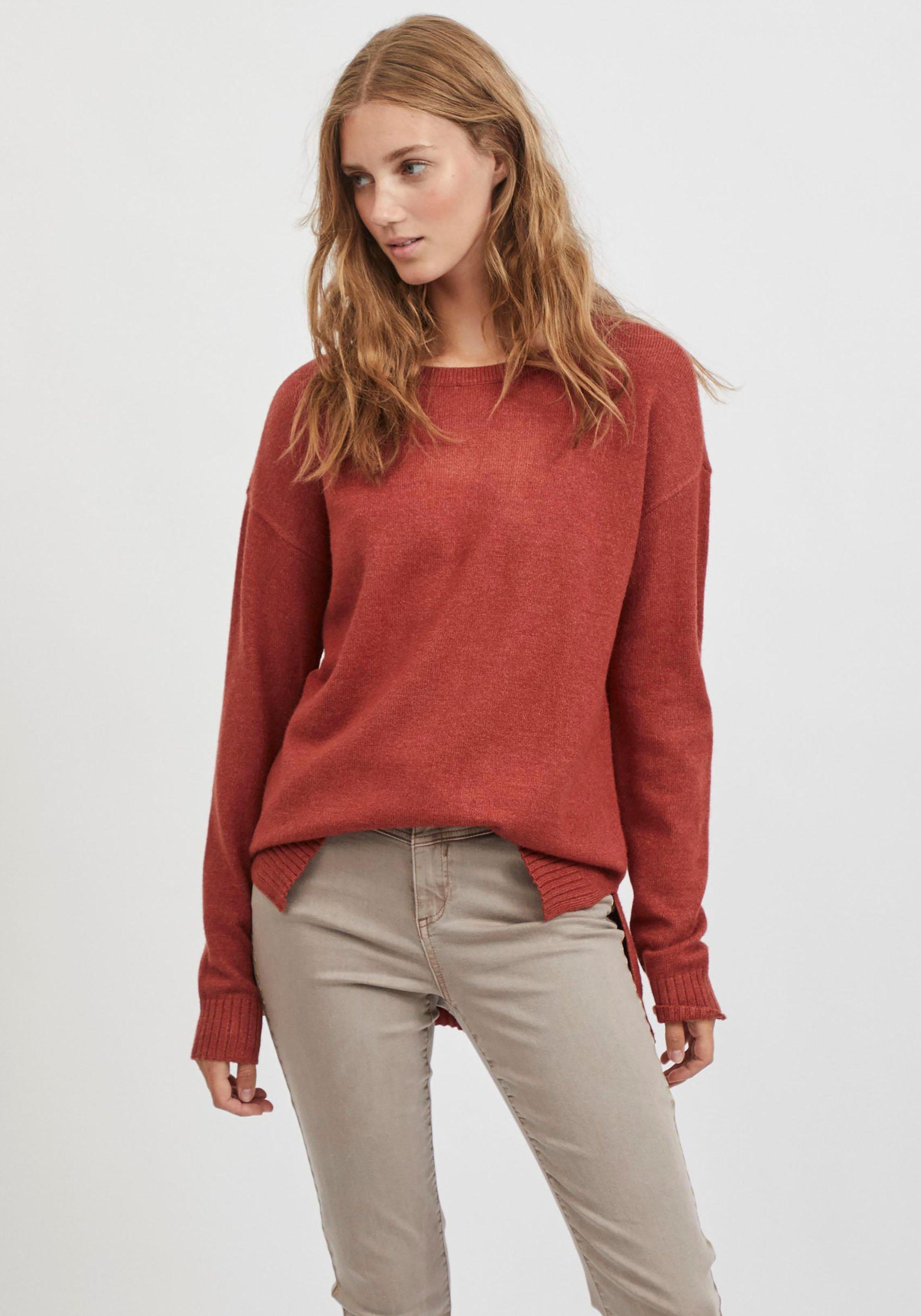Op zoek naar een Vila trui met ronde hals VIRIL HL Rug iets langer? Koop online bij OTTO