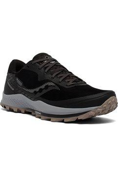 saucony runningschoenen peregrine 11 gore-tex zwart