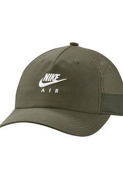 nike sportswear baseballcap groen
