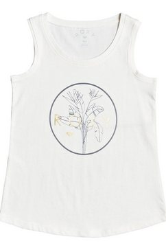 roxy tanktop »there is life« wit