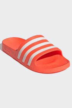 adidas performance badslippers »aqua adilette« oranje