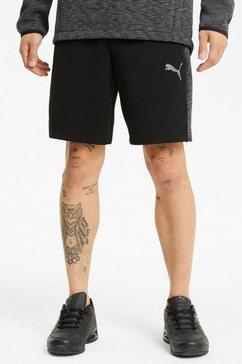 "puma trainingsshort rtg interlock shorts 10"" zwart"