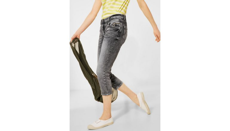 Cecil 7/8 jeans 5-pocketsstijl