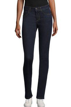 tom tailor straight jeans in klassieke look blauw