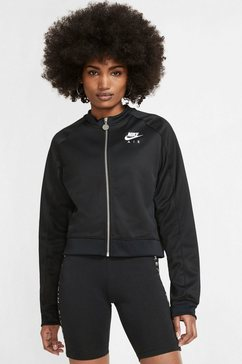 nike trainingsjack »nike air women's jacket« zwart