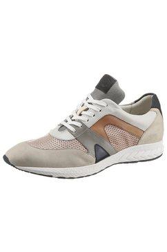 melvin  hamilton sneakers blair 9 duurzaam met zacht verdikte leren binnenzool bruin