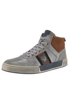 pantofola d´oro sneakers frederico uomo mid grijs