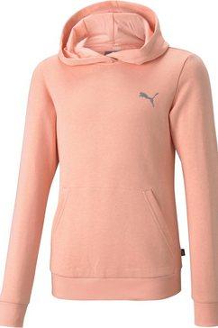 puma hoodie graphic hoodie g roze