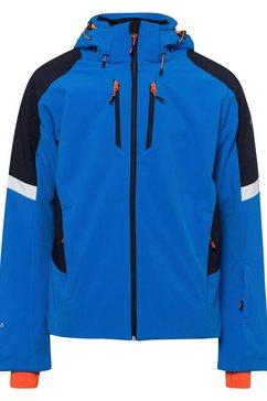 icepeak ski-jack »freeburg« blauw