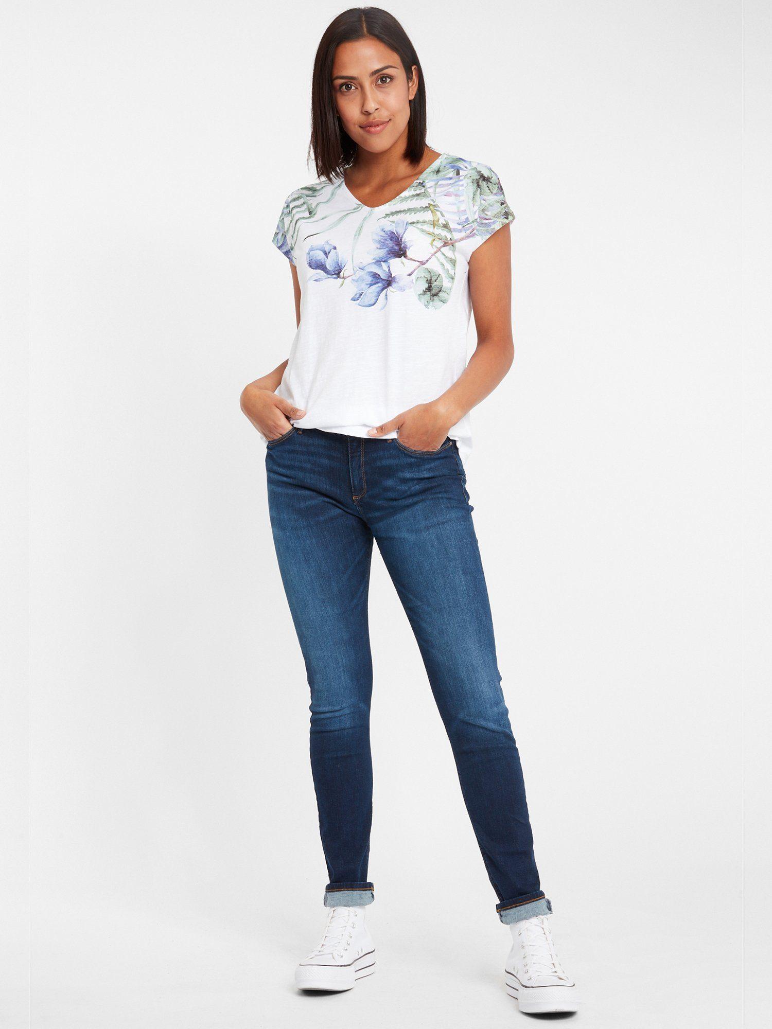 Cross Jeans T-shirt 55669 Makkelijk Besteld - Geweldige Prijs