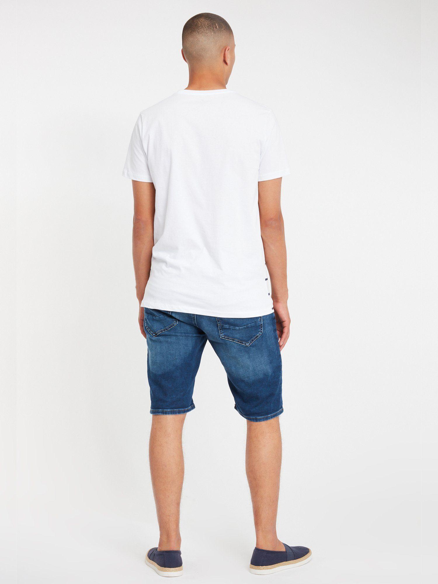 Cross Jeans T-shirt 15552 Makkelijk Gevonden - Geweldige Prijs