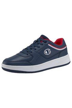 champion sneakers »rebound low« blauw