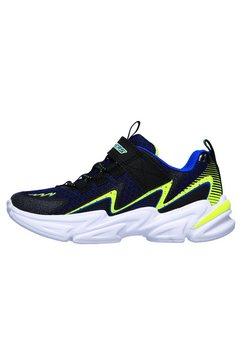 skechers kids sneakers »wavetronic« zwart