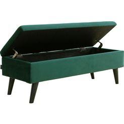 inosign slaapkamerbankje »freya« groen