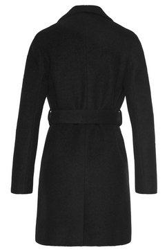 scotch  soda korte jas (met een bindceintuur) zwart