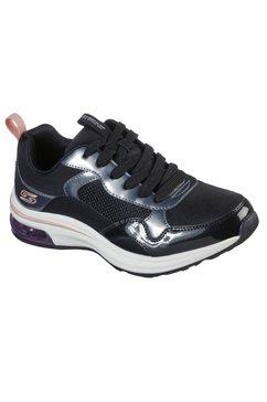 skechers sneakers »bobs pulse air« zwart