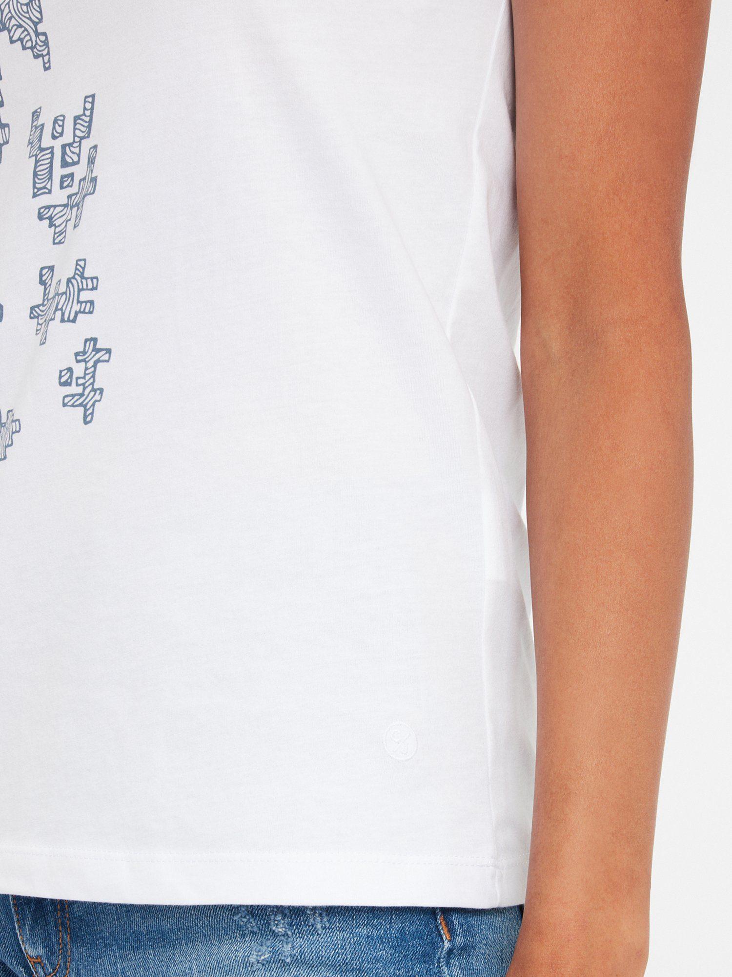 Cross Jeans T-shirt 55691 Nu Online Bestellen - Geweldige Prijs