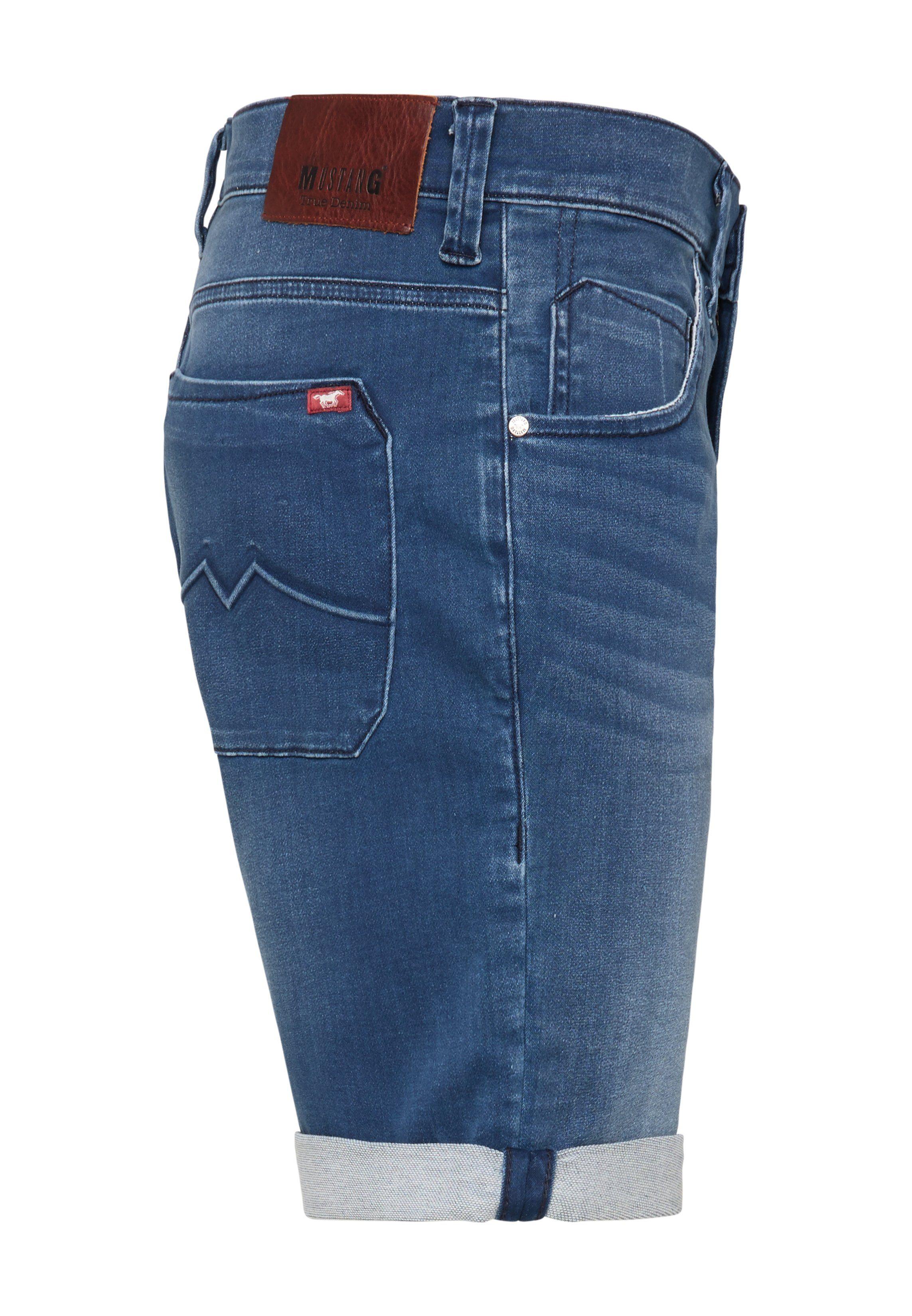 Mustang Jeansshort 5-pocket-shorts In De Online Shop - Geweldige Prijs