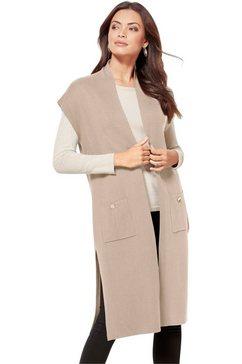 ambria vest beige