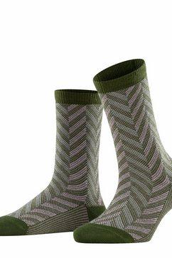 falke sokken »arrow« groen
