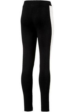 puma legging »classic leggings« zwart