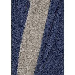 kangaroos uniseks badjas »henry« blauw
