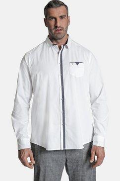 charles colby overhemd met lange mouwen »duke leigh« wit