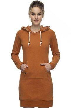 ragwear sweatjurk »bess« oranje