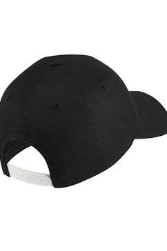 adidas performance baseballcap zwart