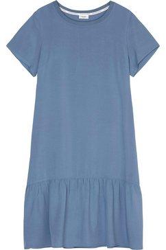 marc o'polo denim zomerjurk blauw