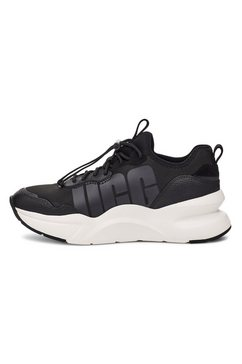 ugg sneakers »la daze« zwart