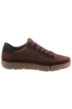 ara sneakers »rom« bruin