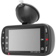 kenwood »drv-a301w« dashcam zwart