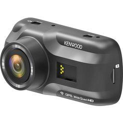 kenwood »drv-a501w« dashcam zwart