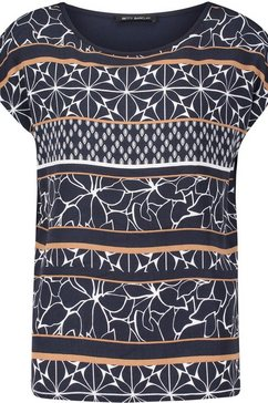 betty barclay shirt blauw