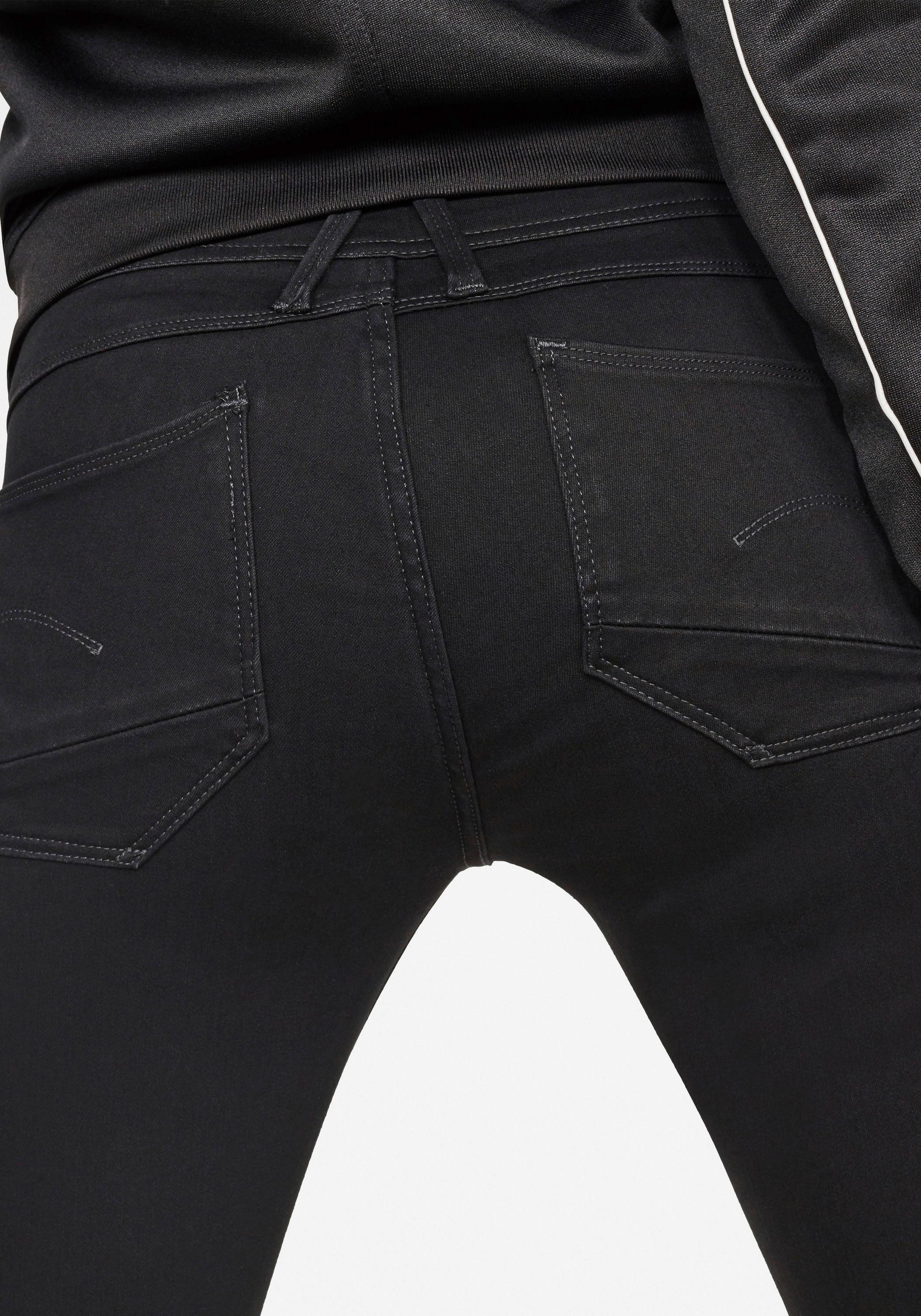 G-star Raw skinny fit jeans »Lynn D-Mid Waist Super Skinny« - verschillende betaalmethodes