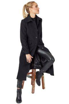 daniel hechter wollen jas zwart