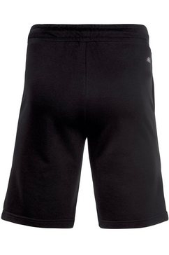fila sweatshort »amir« zwart