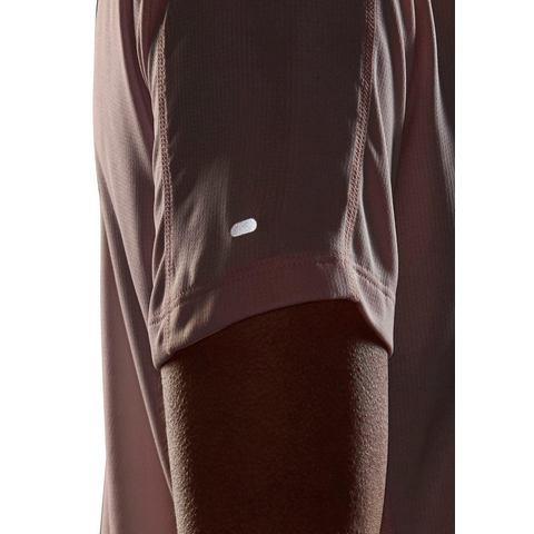 adidas Performance hardloop T-shirt lichtroze
