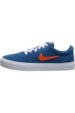 nike sb sneakers »charge skate« blauw