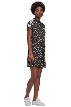adidas originals shirtjurk »aop tee dress« zwart