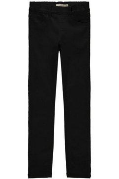 name it tregging »ittinna skinny twi legging« zwart